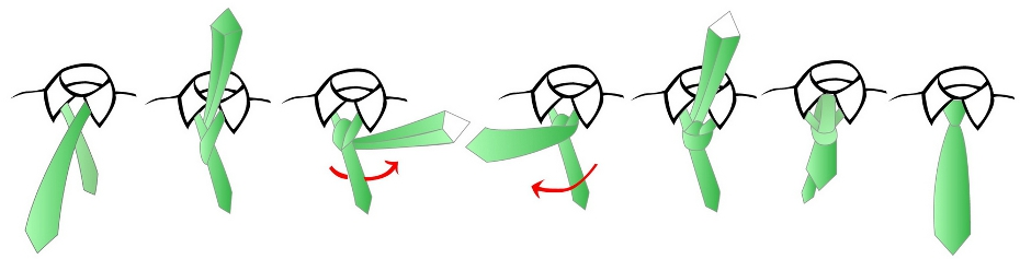 how to make a windsor tie